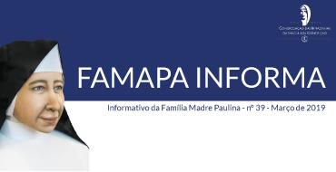 FAMAPA Informa – nº 39