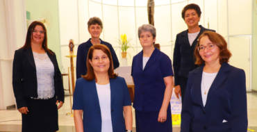 Irmãzinhas acolhem nova coordenação geral